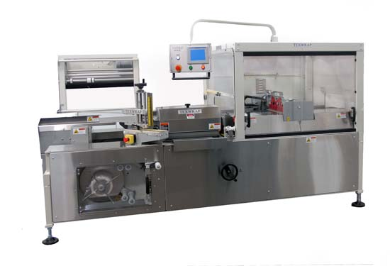 145SS Continuous Motion Orbital Side Sealer - Continuous Motion Systems