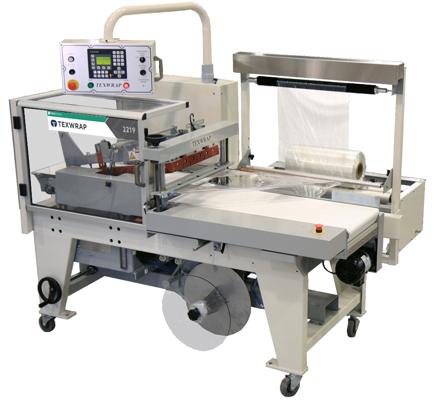 2219 Intermittent Motion L-Seal System - Continuous Operation Sealer - L-Seal Systems