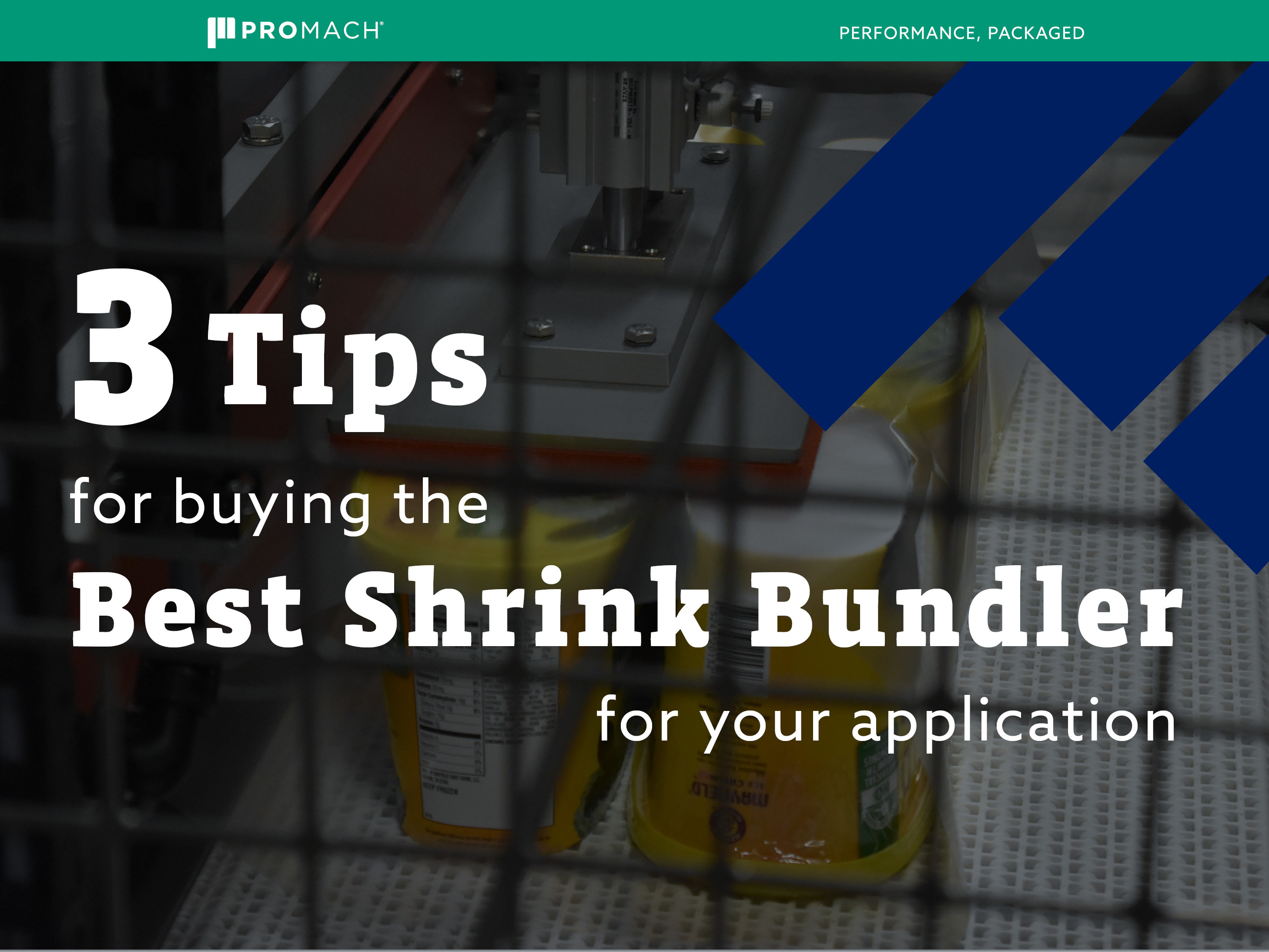 Tips for Buying the Best Shrink Bundler for Your Application