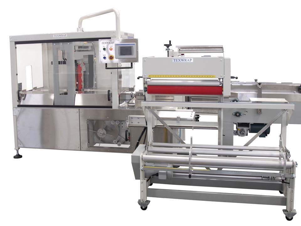 514OVS Continuous Motion Orbital Vertical Wrapping System - Vertical Systems