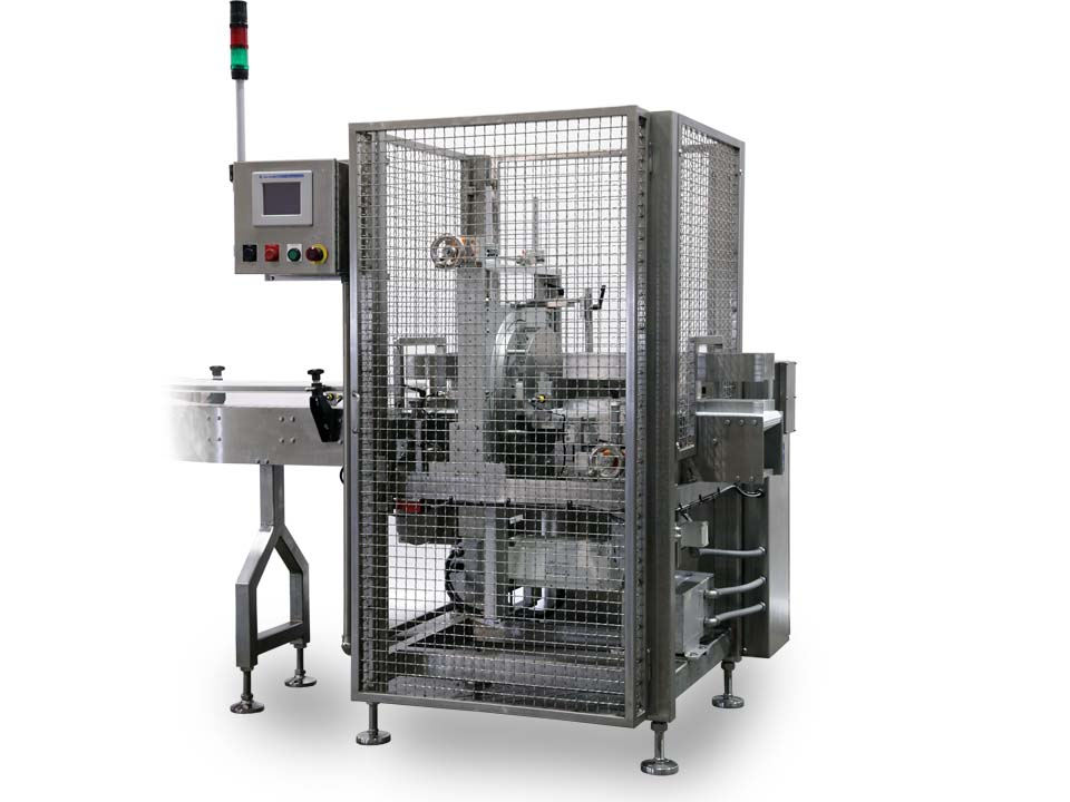 Dairy Industry Systems - INV Series - Custom Bundling Systems