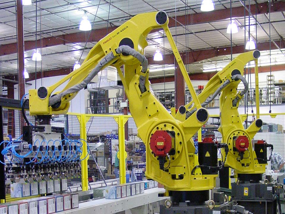 Robotic Handling - Custom Systems