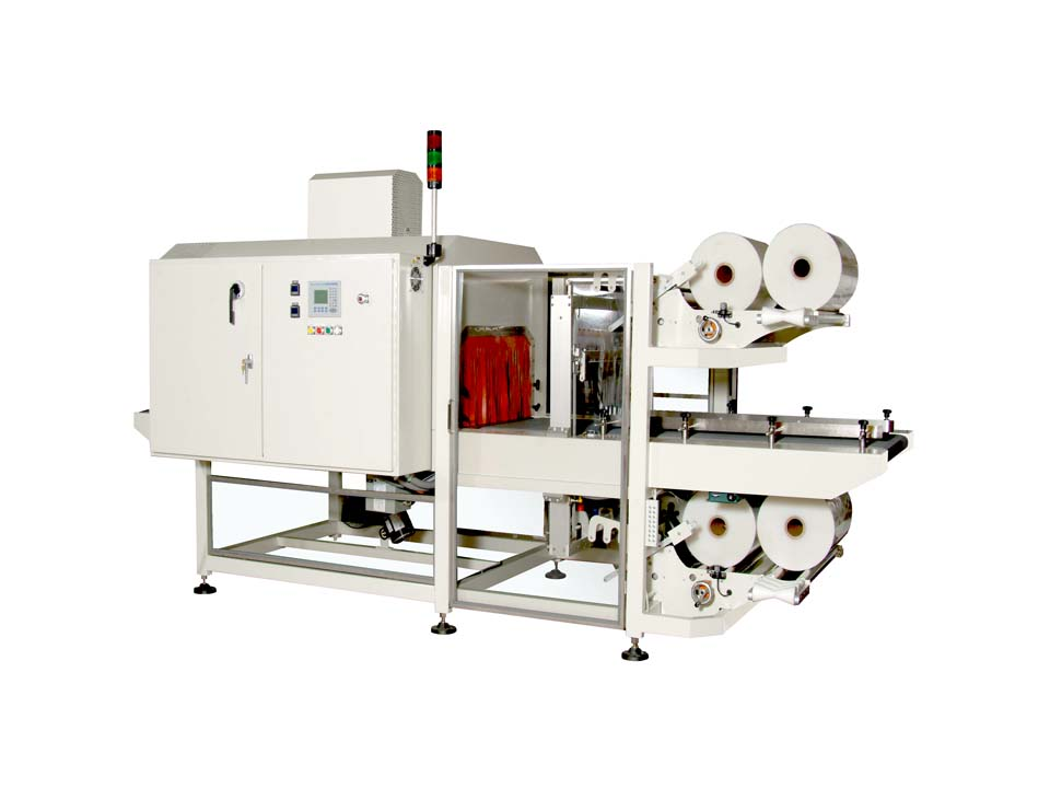 In-Line Sleeve Wrapper - 100 Series - Intermittent Motion Bundling Systems