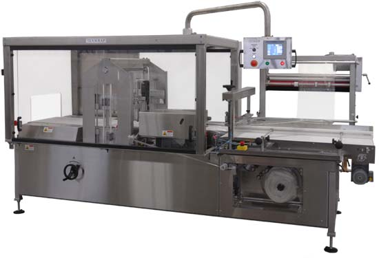 2011SS Continuous Motion Side Sealer - Continuous Motion Systems